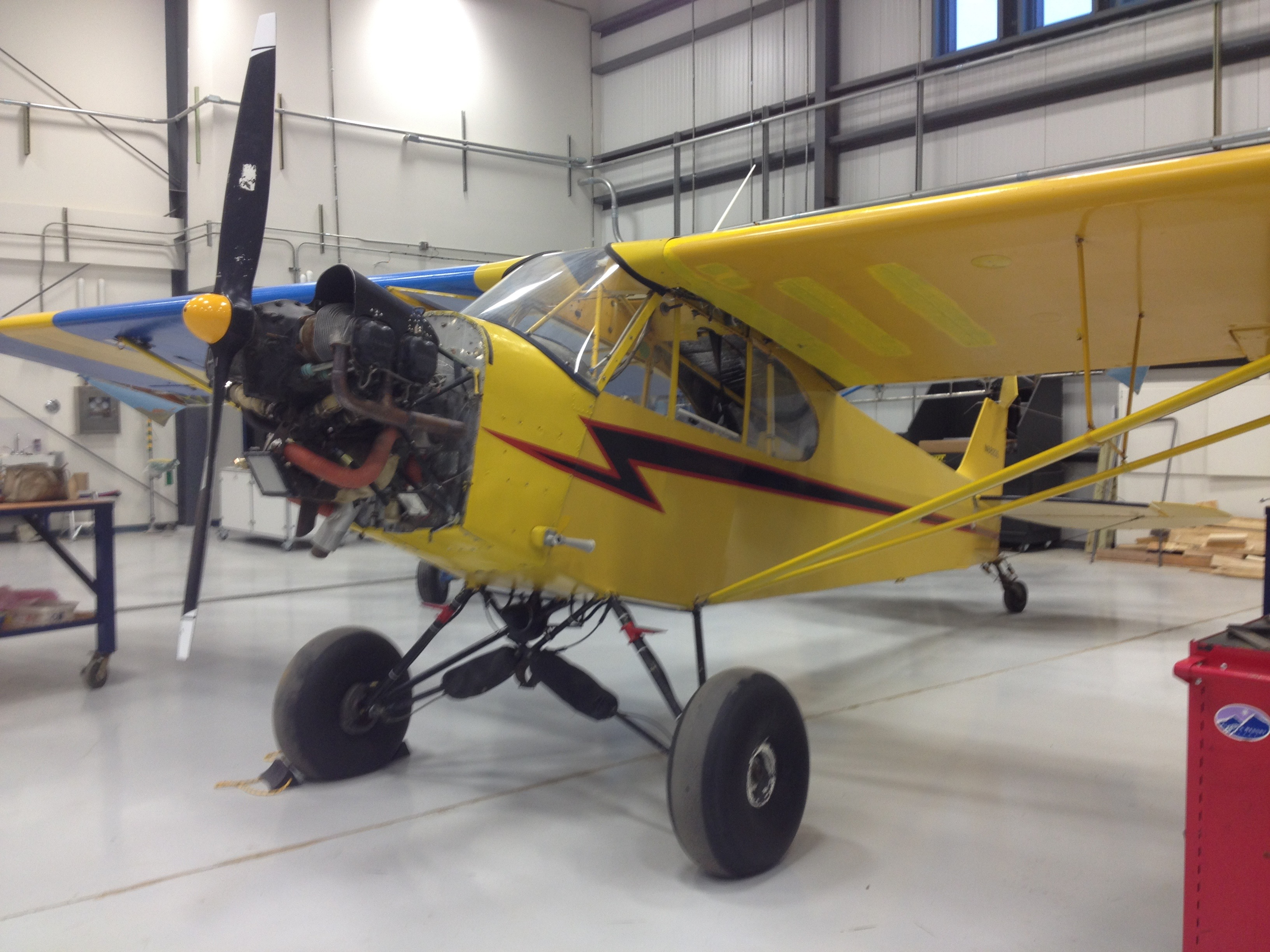 Aircraft Mechanic subjects in college to study