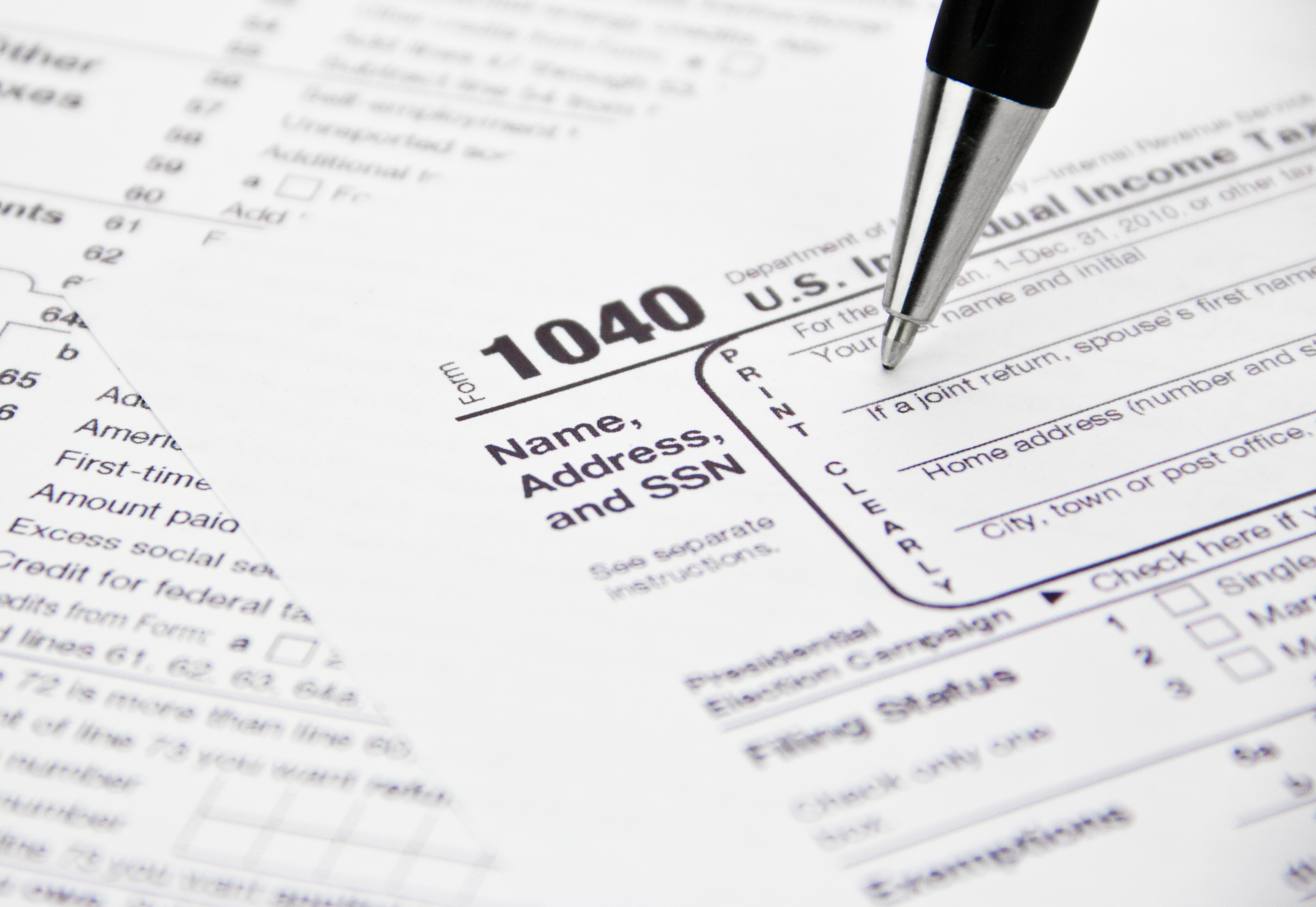Expired federal deduction for sales taxes matters most for states irs 1040 income tax form falaconquin