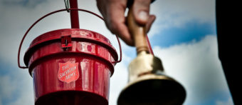 red kettle (Photo courtesy of Salvation Army)