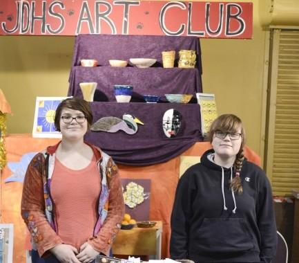 JDHS Art Club horizontal