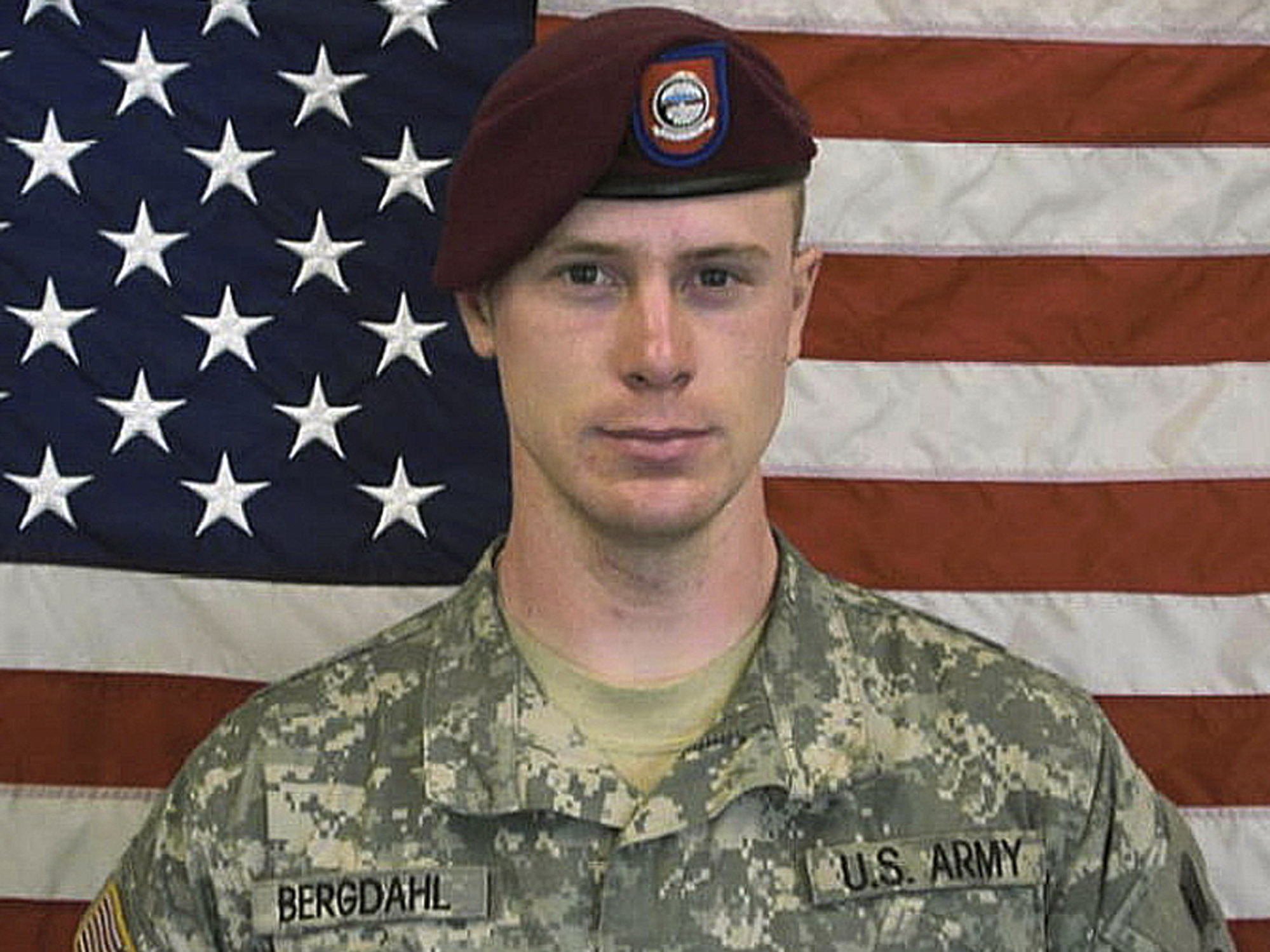 Sgt. Bowe Bergdahl will face a general court-martial for desertion. Bergdahl walked away from his outpost in Afghanistan in 2009 and was captured and held by the Taliban for five years. U.S. Army/AP