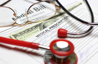 Health care cost stethoscope bill