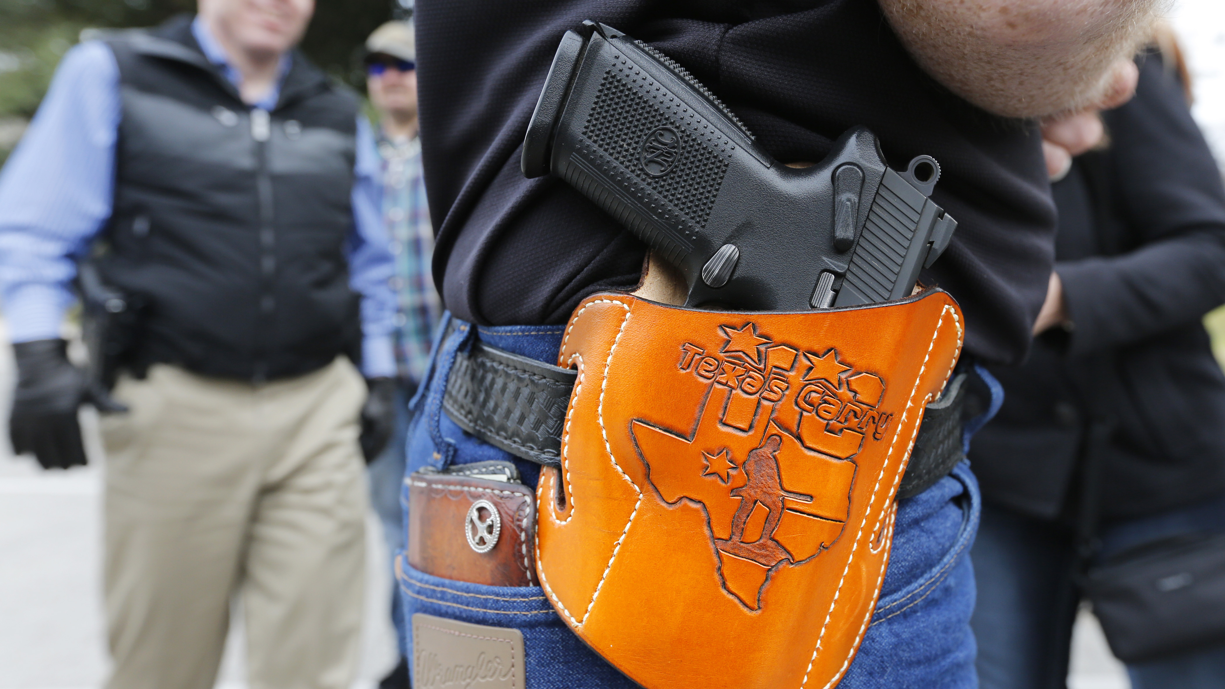 is texas open carry state
