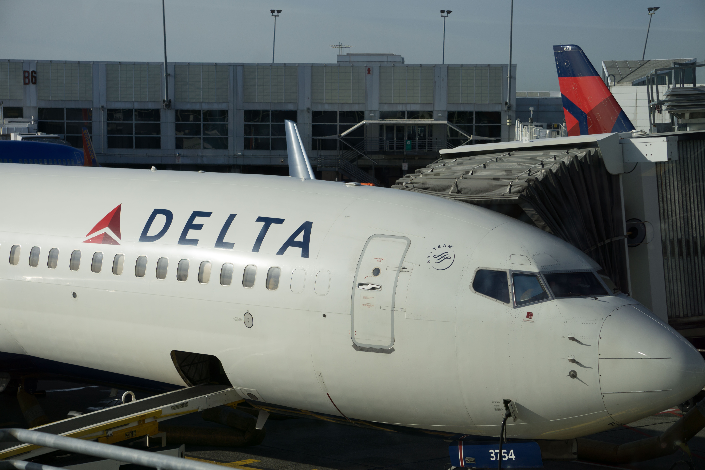 Delta at SeaTac