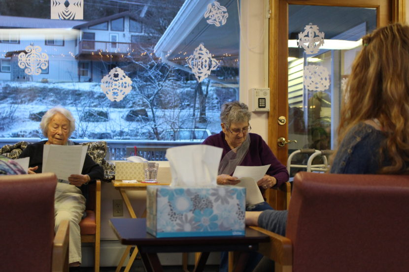 The Bridge in Juneau is only one of two formalized adult day programs in Southeast. (Photo by Elizabeth Jenkins)