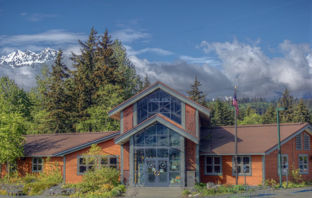 The Haines Borough Public Library is one of 30 finalists for a prestigious, national award. (Photo courtesy of HBPL)