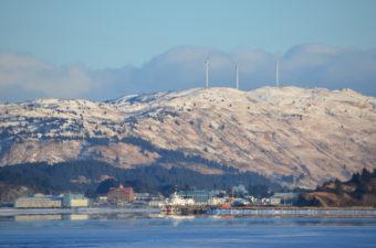 Coast Guard Base Kodiak