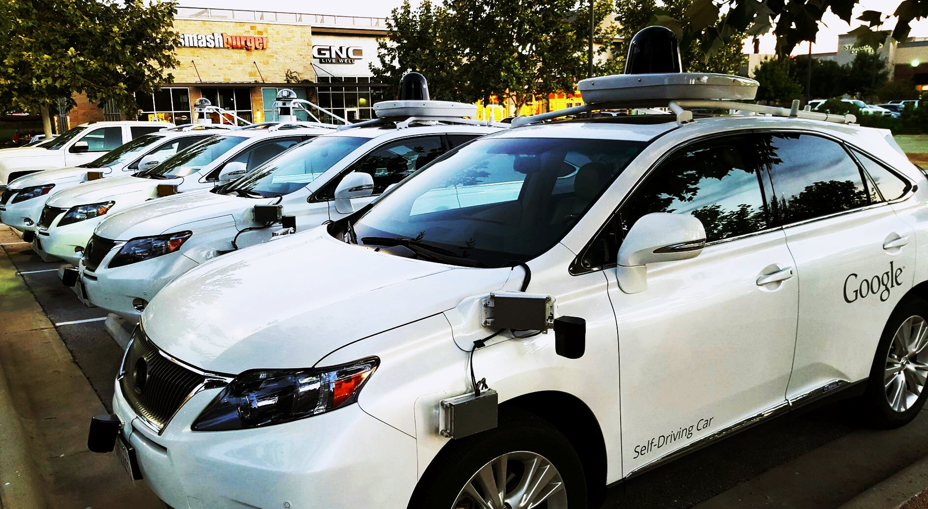 Googl Self Driving Cars Talsk