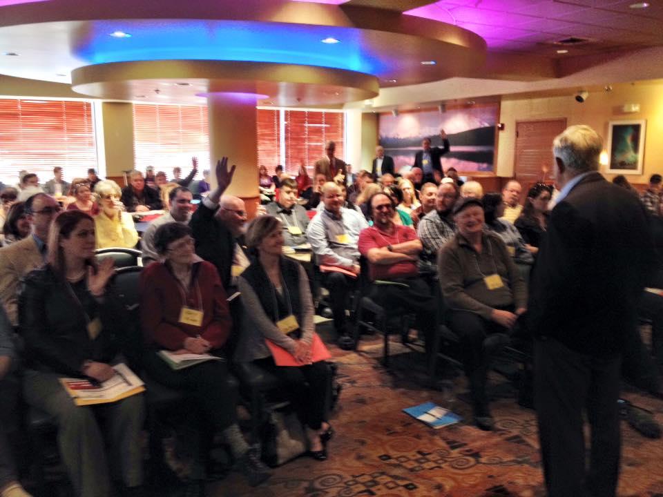 2016 Alaska State Republican Convention, Peter Goldberg