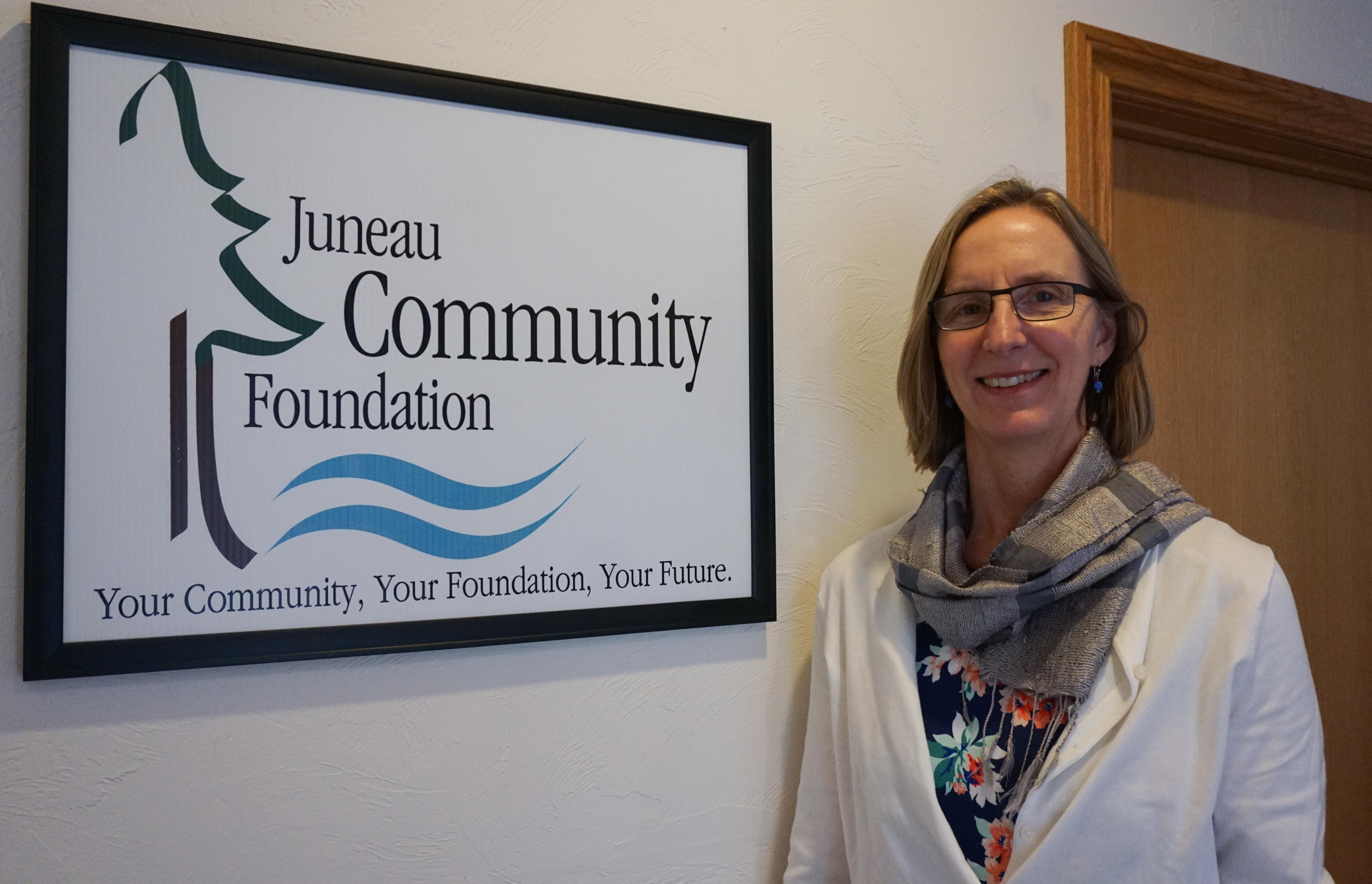 Amy Skilbred - Juneau Community Foundation