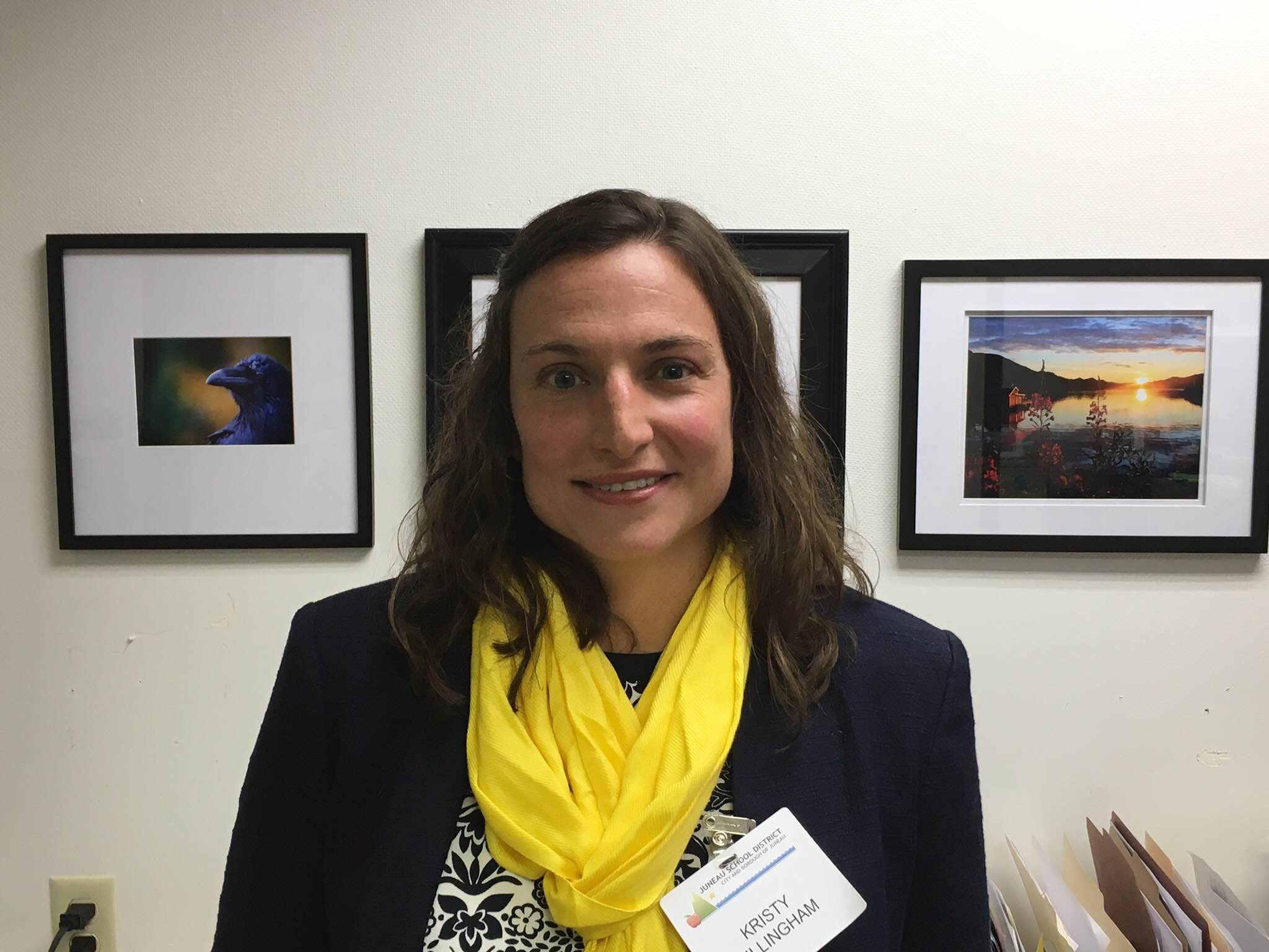 Kristy Dillingham will be the new principal of Mendenhall River Community School beginning in August. (Photo courtesy of Juneau School District)