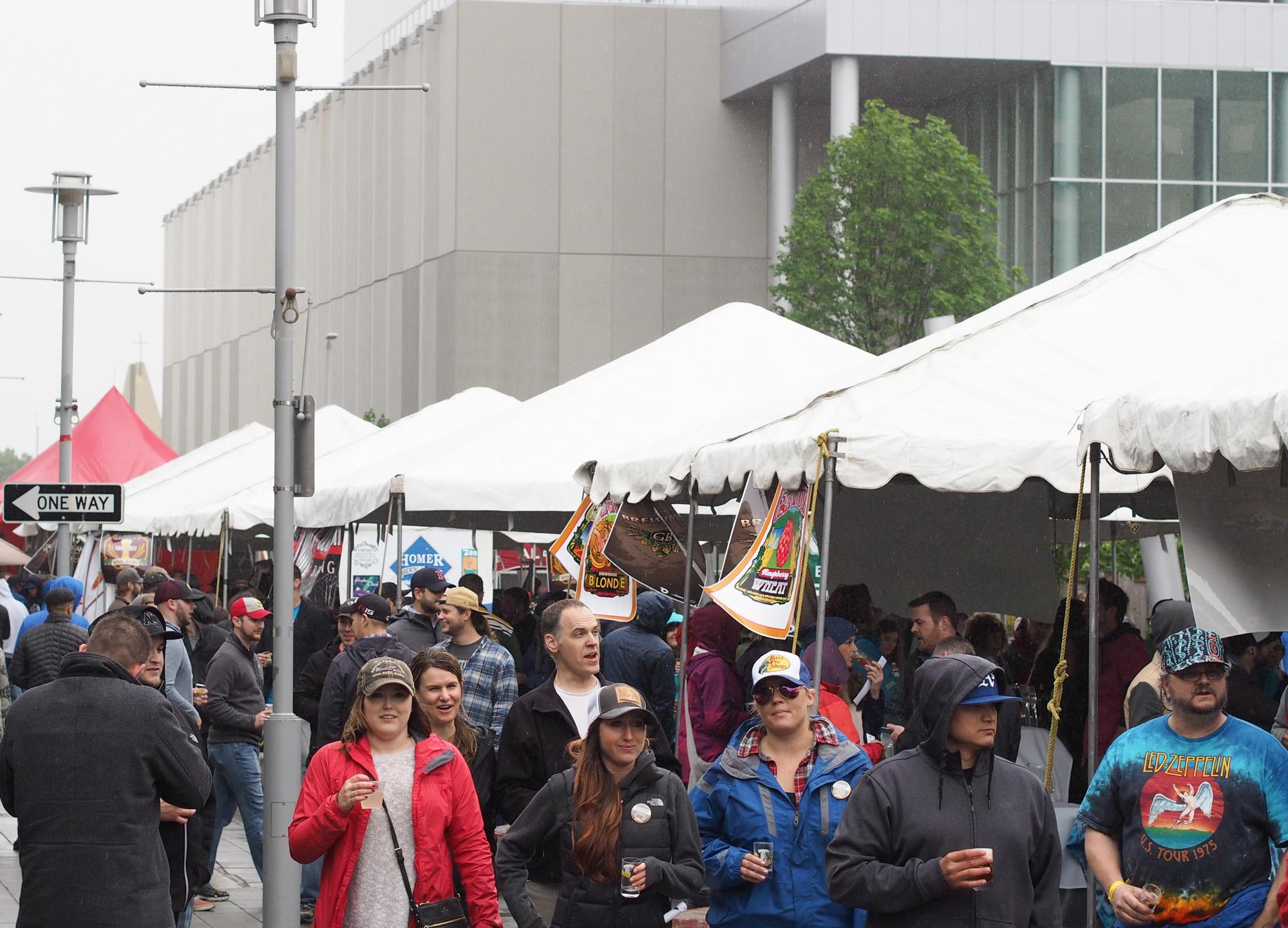 Alaska Crafted festival 2016 Anchorage