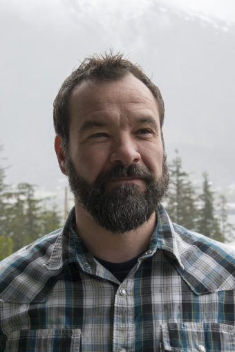 Juneau photographer Ben Huff is one of five Southeast artists awarded Rasmuson Foundation grants. (Photo courtesy Rasmuson Foundation)