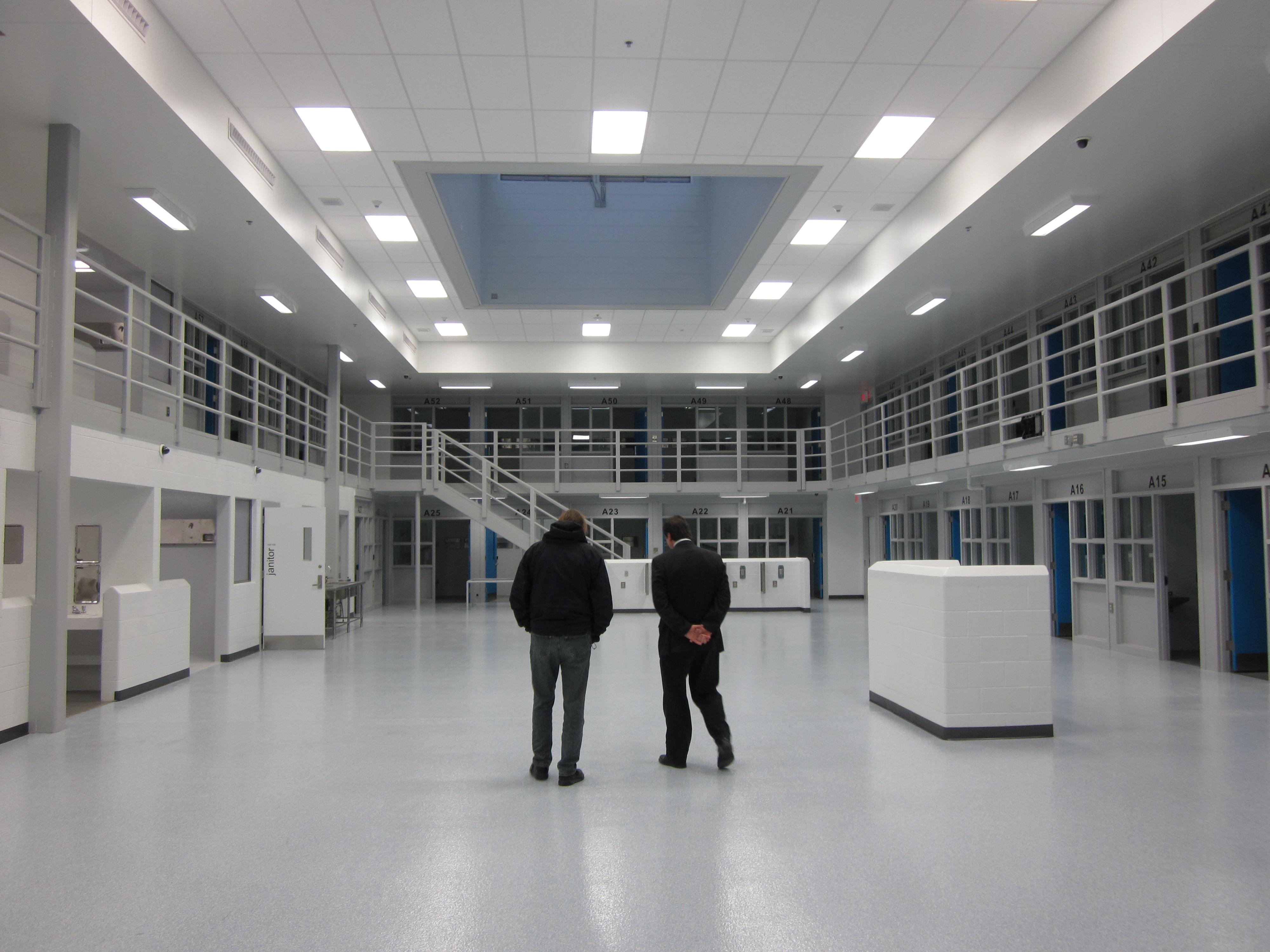 Goose Creek Correctional Prison