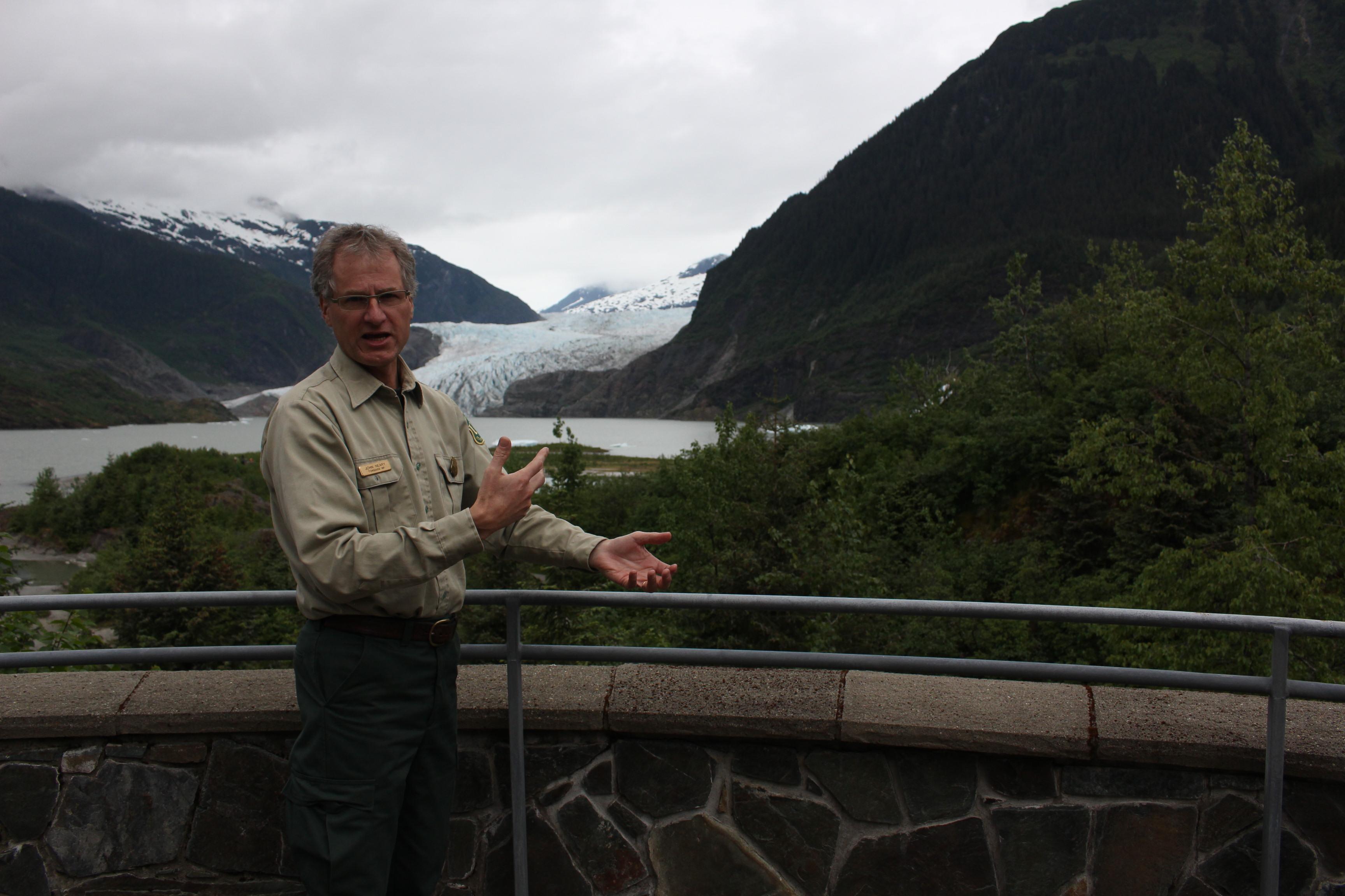 John Neary Mendenhall Glacier