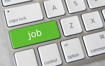 Job keyboard button