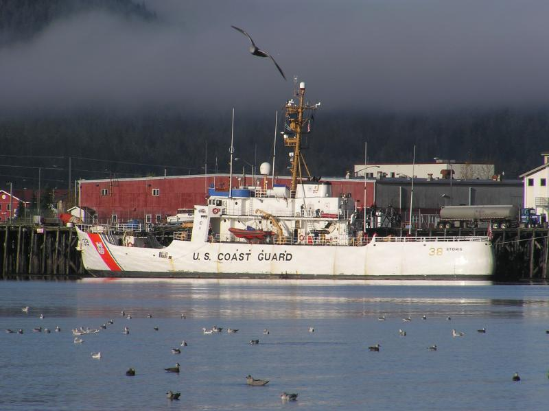 Coast Guard Cutter Storis