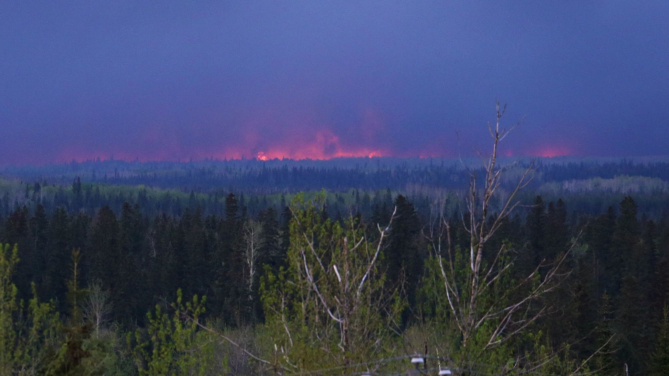 Fort McMurray, Alberta wildfires