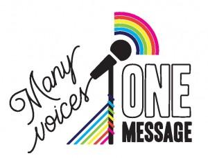 The PrideFest 2016 logo. (Courtesy of Identity, Inc.)
