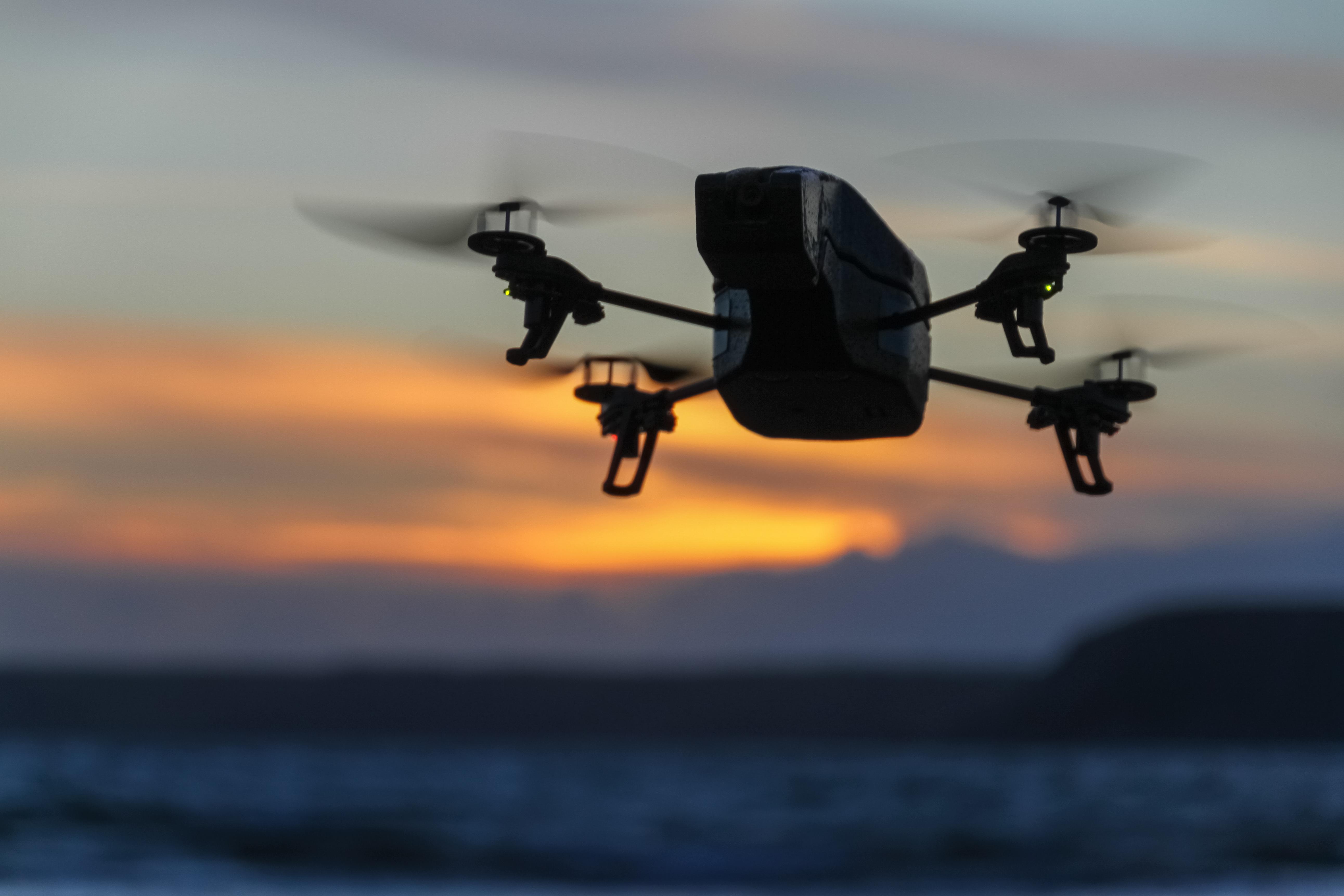 Ar Drone 2.0 Carbon