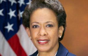 U.S. Attorney General Loretta Lynch. (Public domain photo)
