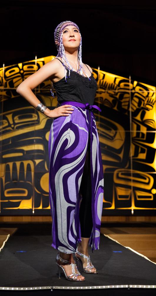 Alaska Native Fashion Show
