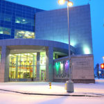 Rabinowitz Courthouse, Fairbanks, named after Alaska Supreme Court Justice Jay Andrew Rabinowitz