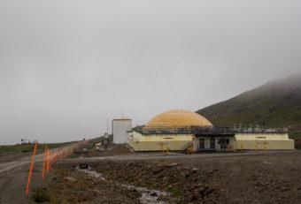 Cape Romonzof Long Range Radar site