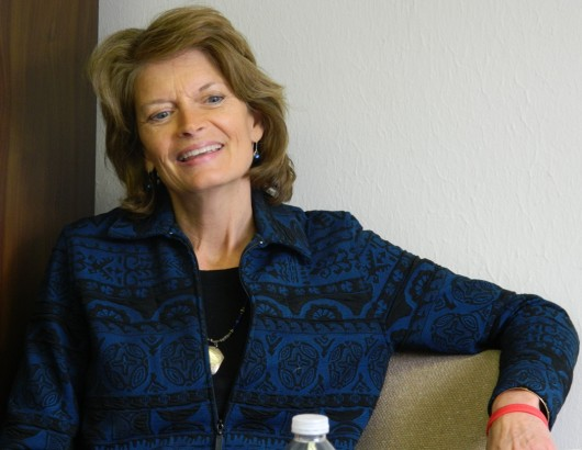 Sen. Lisa Murkowski (KRBD file photo)