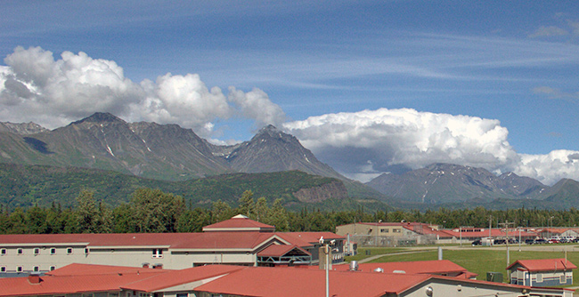 The Palmer Correctional Facility is slated to close due to budget cuts. (Photo courtesy the Alaska Department of Corrections)