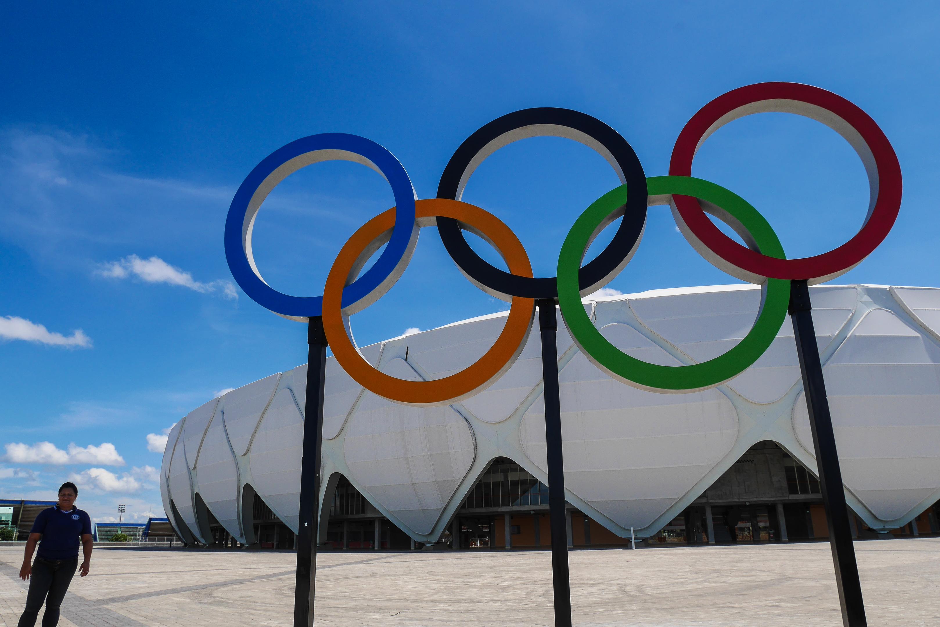 Rio Olympics Arena de Amazonia