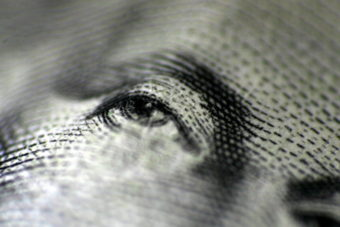dollar bill money macro