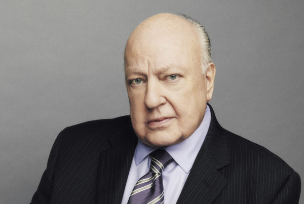 Negotiations are underway to oust Fox News Channel Chairman and CEO Roger Ailes, NPR's David Folkenflik reports. (Photo by Wesley Mann/Fox News/Getty Images)
