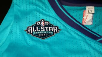 The NBA is relocating the 2017 All-Star Game from Charlotte, N.C., because of a state law that limits civil rights protections for LGBT people. (Photo by Bruce Yeung/Getty Images)