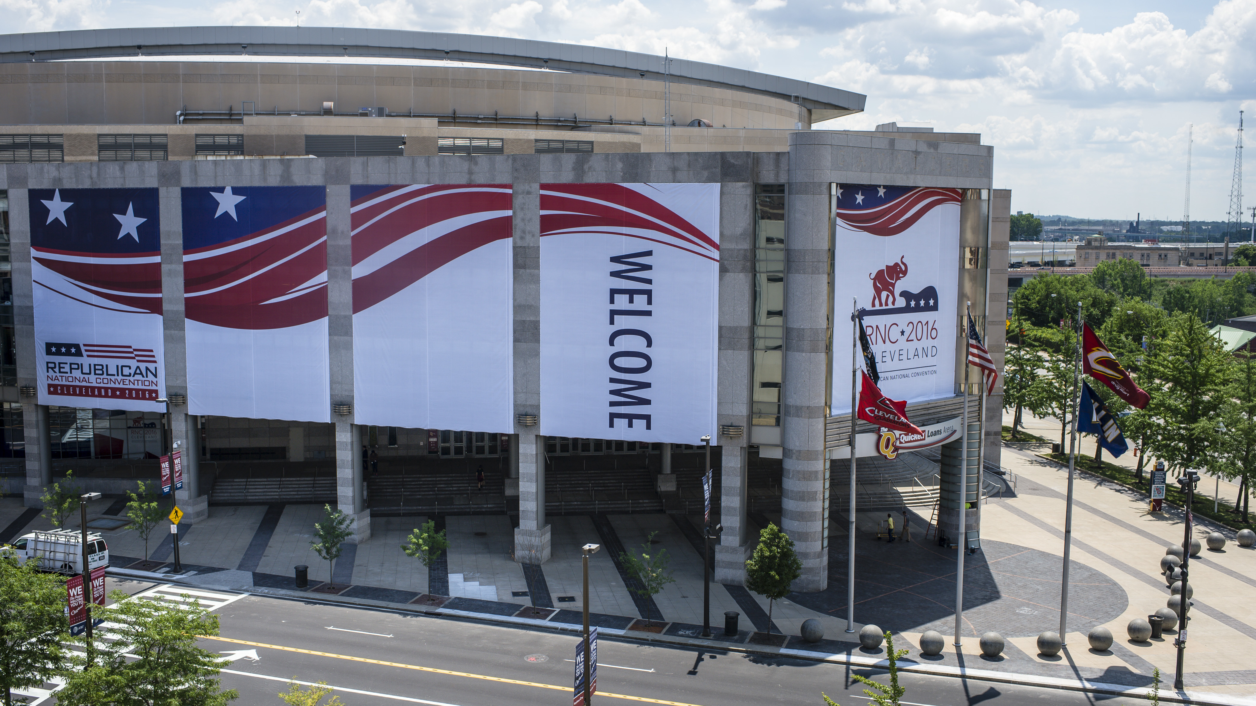 The platform will be voted on Monday at the start of the Republican National Convention in Cleveland. (Photo by Angelo Merendino/Getty Images)