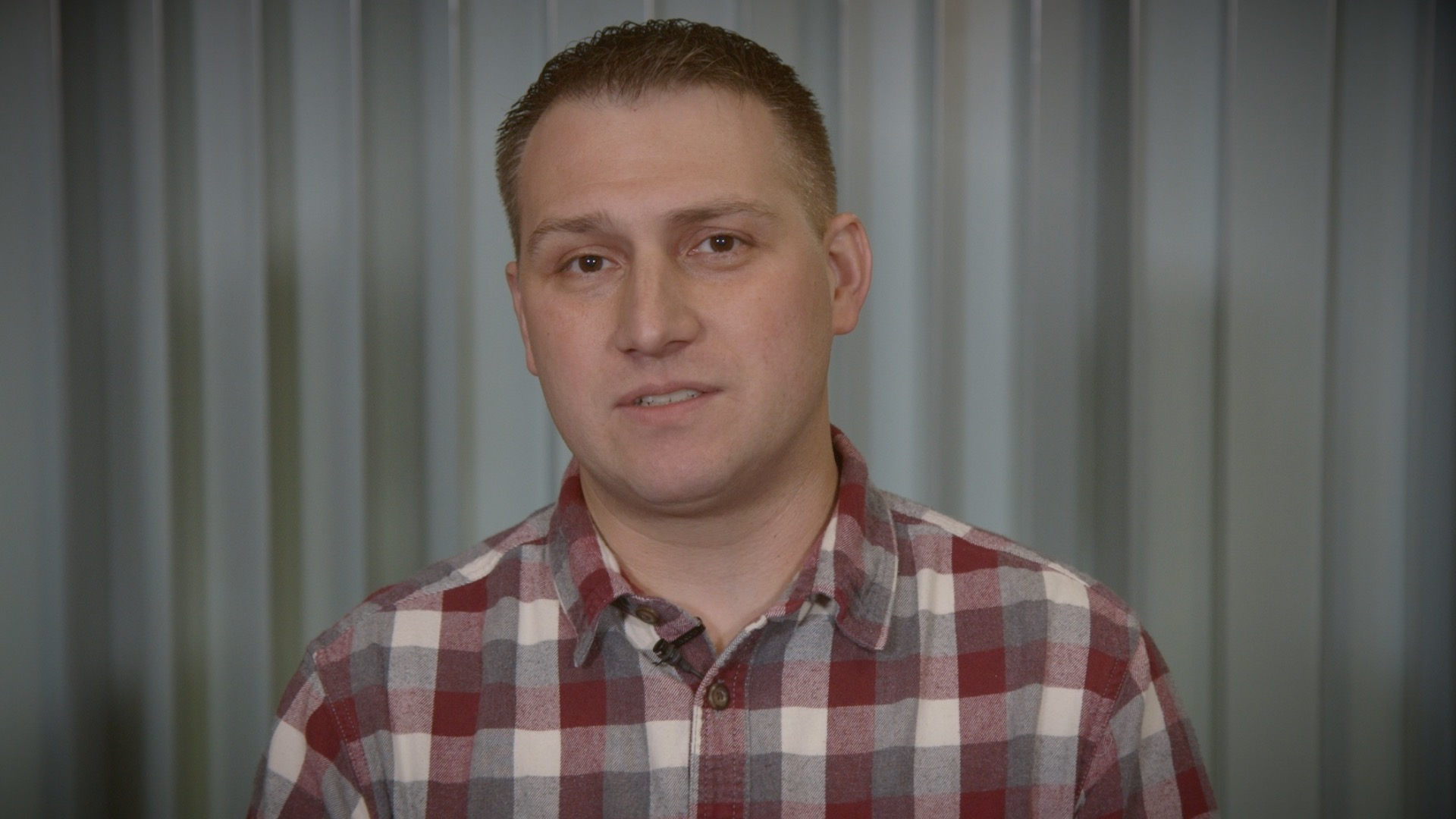Tony DeHaven is an automation engineer for the support company Downland-Bach