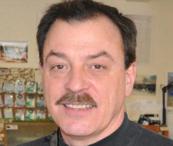 Dan Henry (Photo courtesy The Skagway News)