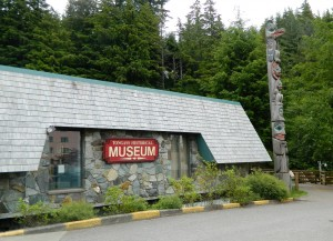 Ketchikan City Council will vote on hiring Dawson Construction as the contractor for renovating Centennial Building, which houses the Tongass Historical Museum. (KRBD file photo)