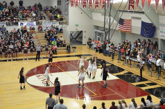 The Clarke Cochrane Christmas Classic is an annual basketball tournament in Ketchikan, named in memory of a Kayhi teacher. (KRBD file photo)