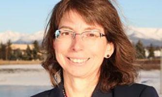 U.S. Senate candidate Margaret Stock (I-Alaska)