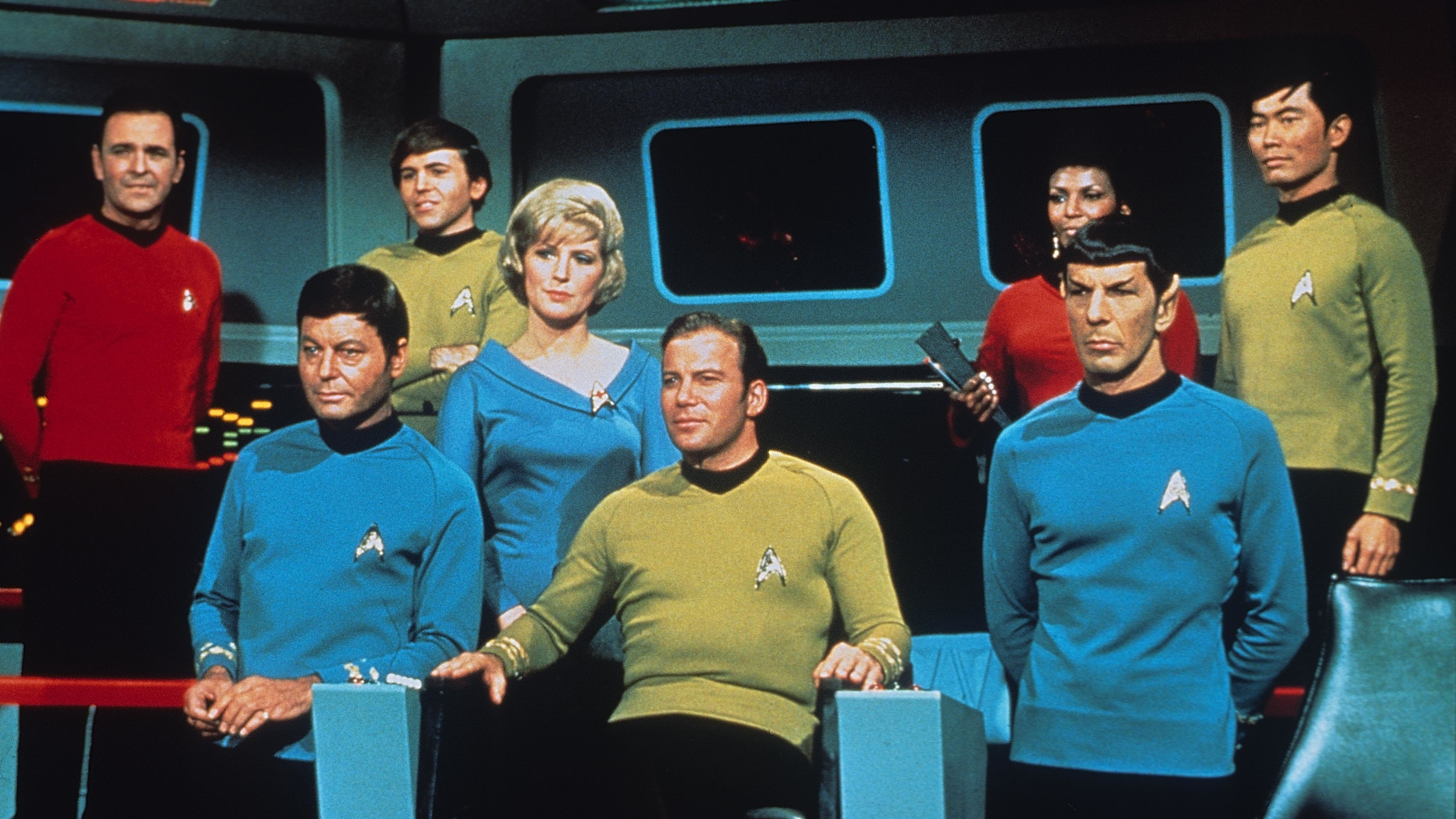 George Takei predicted Star Trek would be too sophisticated to last — but he says he's happy to have been proved wrong. (Photo courtesy of The Kobal Collection/Paramount Television)