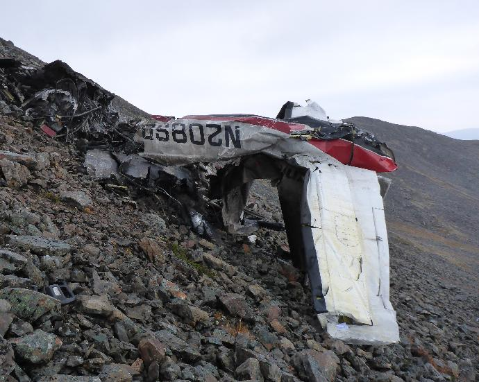 No survivors found after plane crashes in Alaska