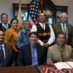 The White House Tribal Nations Conference convenes leaders from the 567 federally recognized tribes to interact directly with high-level federal government officials and members of the White House Council on Native American Affairs.