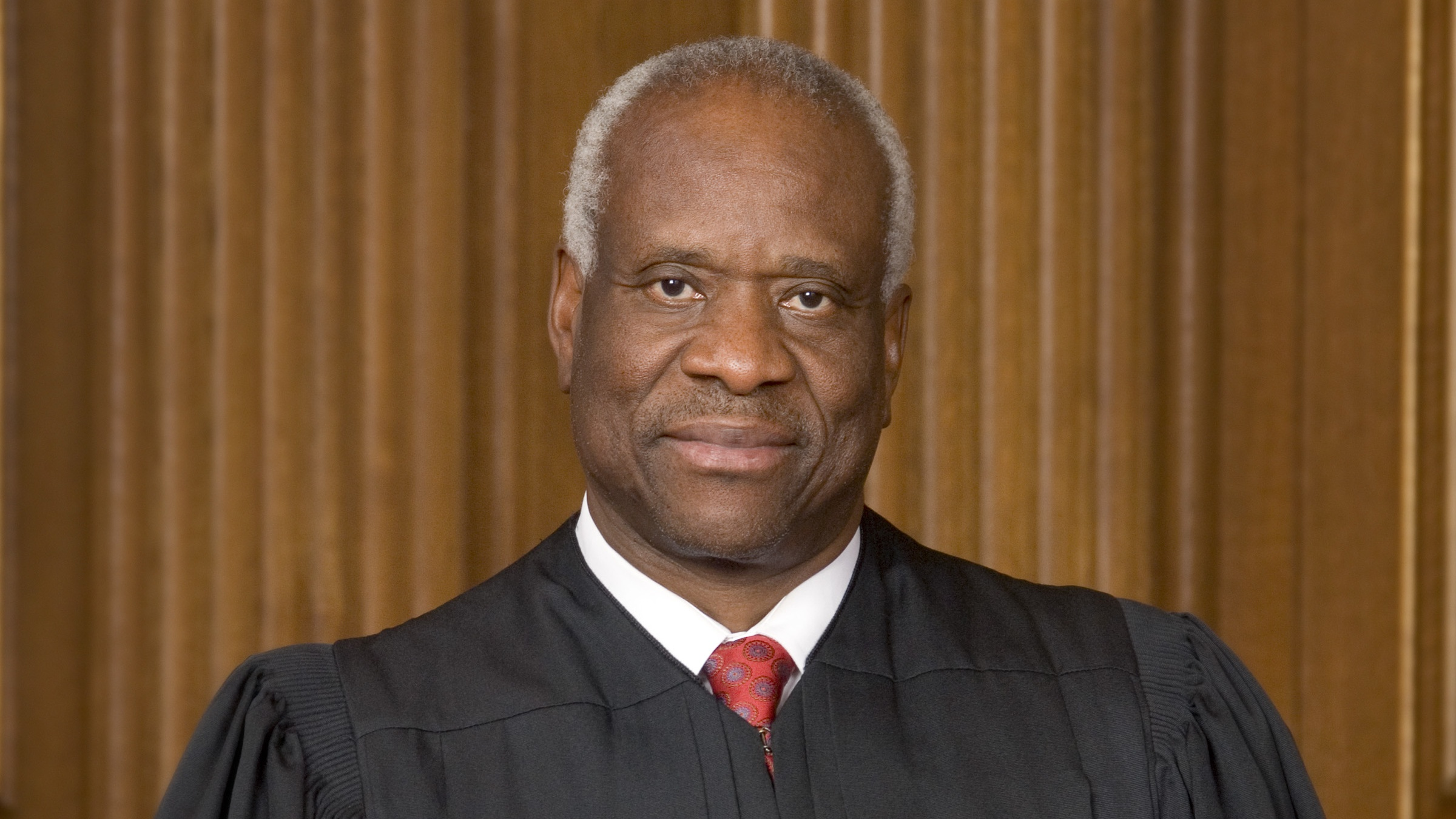 U.S. Supreme Court Justice Clarence Thomas.