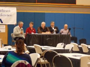 Bob Sivertsen, Sheila Finkenbinder, Bert Stedman, Sam Kito III and Dan Ortiz