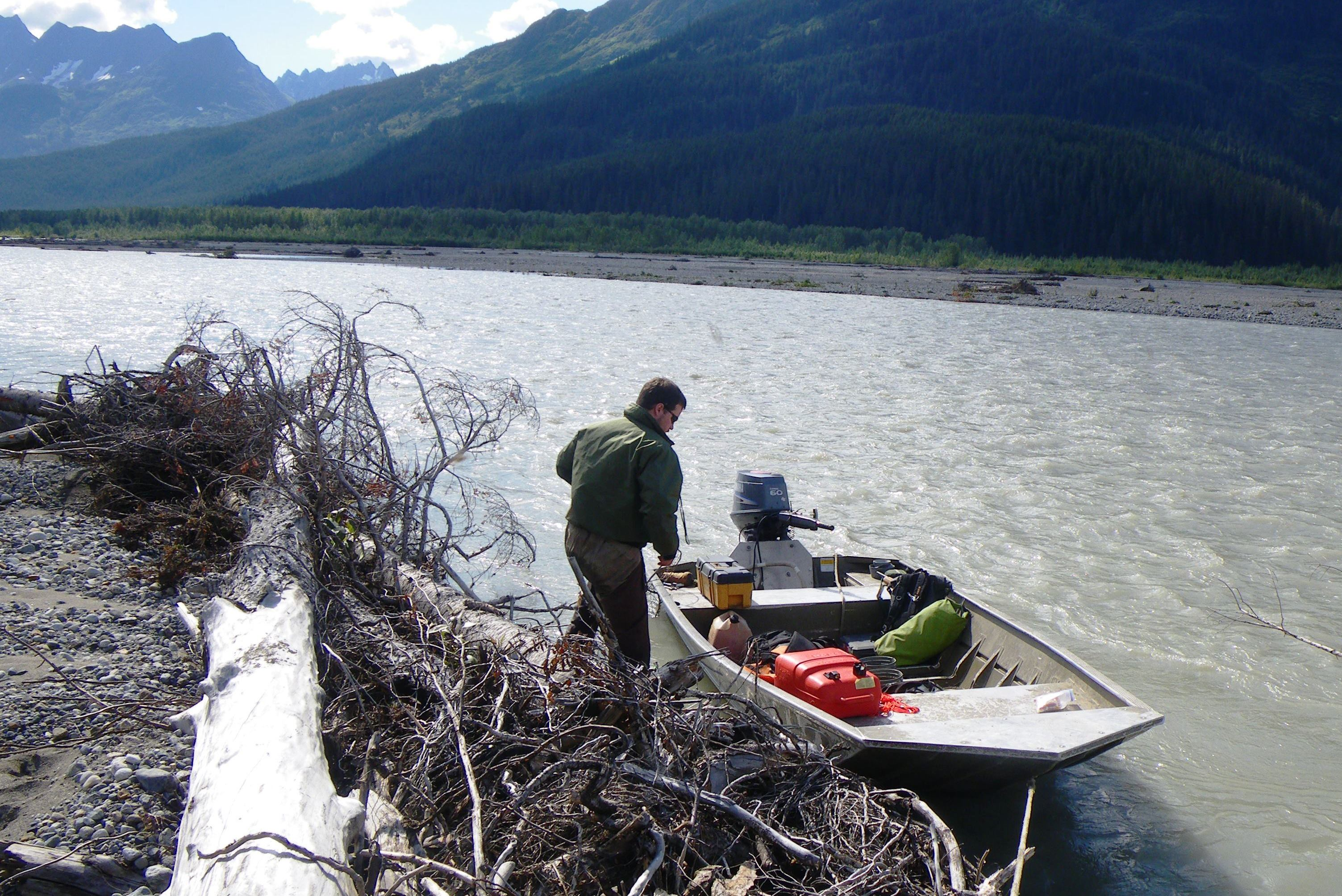 Walker proposes stable fish and game budget for Alaska department of fish and game