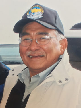Former North Slope Borough Mayor Edward Itta. (Photo courtesy of the Itta family)