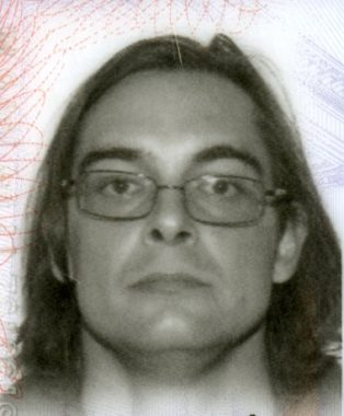 """James Dale Ritchie, 40, was identified as the shooter in a police """"ambush"""" on Nov. 12, 2016. He was shot and killed by APD officers. (Photo courtesy of Anchorage Police Department)"""