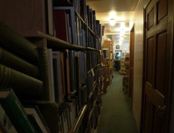 Books on everything from Alaska history to zoology can be found at Observatory Books.