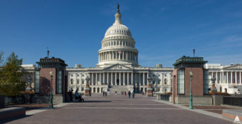 The U.S. Capitol in Washington on Oct. 18, 2016.